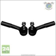 2x Kit Testina scatola sterzo Dx+Sx Moog FIAT GRANDE PUNTO OPEL CORSA D ADAM #b6