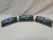 LOT of 3 Monogram 1/32 Shelby Cobra Daytona: #5, #13, #54