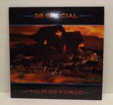 """38 Special  """"Tour De Force' 1983 A&M SP-4971 vinyl LP Record Album"""