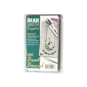 BeadSmith® Mini Bead Board U Channel Flocked Surface * Jewelry Making