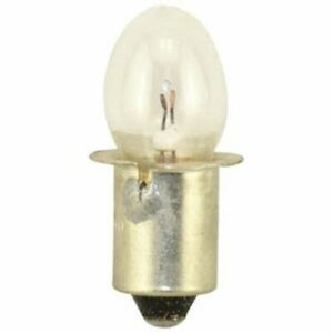 (10) REPLACEMENT BULBS FOR ZORO 3BB40 2.38W 4.75V