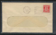 Great Britain Guernsey cover 1942 Ms0219