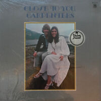 CARPENTERS CLOSE TO YOU LP A&M USA PRESS STILL IN SHRINK NEAR MINT PRO CLEANED