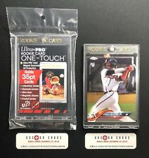 (2PC) Rookie Card RC Ultra Pro One Touch For MLB Break Hits 2 Pack Case Bundle