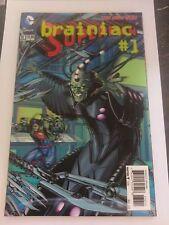 DC NEW 52 #23.2 SUPERMAN BRAINIAC #1 3D NM
