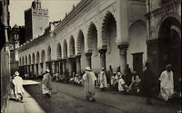 Alger Algier Algerien al-Dschazā'ir AK ~1920/30 Mosquee rue de la Marine Moschee
