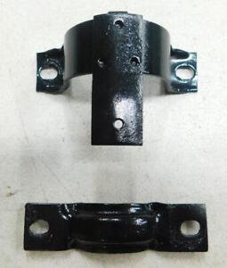 1955 1956 chevrolet belair 210 150 wagon steering column  brackets #2