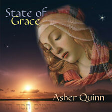 Asher Quinn (Asha) - State of Grace -  CD