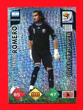 SOUTH AFRICA 2010 - Adrenalyn Panini - Card Goal Stopper - ROMERO- ARGENTINA