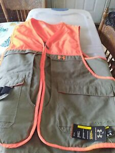 Under Armour Hunting Vest 3xl Nwt