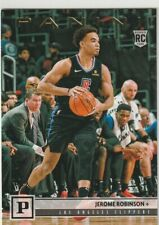 Jerome Robinson 2018-2019 18-19 Panini Chronicles Gold Prizm Rookie Clippers /10