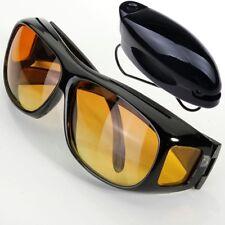 BRAUN Blendschutz Brille mit UV-Schutz - Autofahren Anti-Glare Nachtfahrbrille ▀