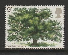 GB 1973 ALBERI Britannica (quercia) SG 922 Gomma integra, non linguellato Nuovo di zecca
