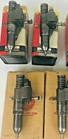 Lot Of 4 Injector Assy 2-80 2-60 Rebuilt  Genuine Detroit Diesel Parts