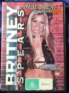 BRITNEY SPEARS DVD Documentary Biography RARE MOVIE - Collectible Cult Classic