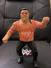 WCW OSFTM Wrestling Figures Lot Nasty Boy Jerry Sags Orange Variant WWE