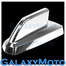 Dummy Chrome Decorated Add-On Shark Fin Antenna Cover for 01-16 Nissan Frontier