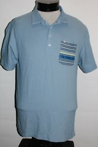 TRAVIS MATHEW Mens medium M Pocket Polo shirt Combine ship Discount