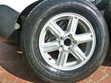 Volvo XC90 Alloy Wheel 225 70 16 Continental Tyre 100% Tread  Spare wheel tyre