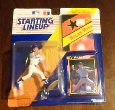 1992 Nolan Ryan Baseball (Texas Rangers) Starting Lineup figure Sealed