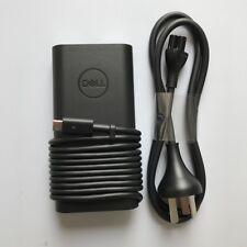 Original OEM Dell 90W 20V 4.5A Type-C / USB-C AC Adapter charger TDK33 LA90PM170