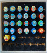 Your Choice Vintage Premium Vending Machine Lenticular VeriVue Toy Flicker Rings