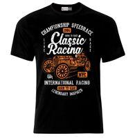 Hot Rod Rockabilly Classic Muscle Retro Car Racing Vintage Auto T-Shirt