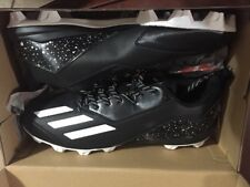 New Mens Adidas SHOWRREA MD Baseball Cleats 8 Core Size 13 Hard To Find!
