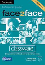 face2face Intermediate Classware DVD-ROM, Cunningham, Gillie, Redston, Chris, Ne