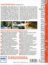 Reparaturanleitung Suzuki SFV 650 / SFV650 V2 Gladius ab Modelljahr 2009 Bd 5289