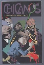 Idw Chicanos Volume 2 Carlos Trillo Graphic Novel Book Tpb Paperback 2007 Scans
