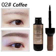 Eye Brow Makeup Tattoo Tint Mascara Waterproof Long Lasting Natural Eyebrow Gel