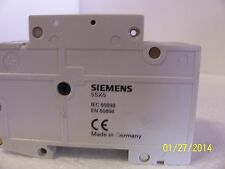 5SX5215-7 Siemens Breaker NOS 5SX52 C1,6