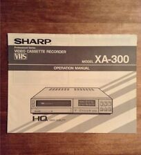 manuals and guides for sharp camera for sale ebay rh ebay com Sharp VCR Remote TV VCR
