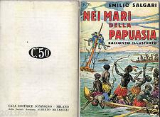 rare books emilio salgari racconti illustrati # 71 adventures first edition 1936