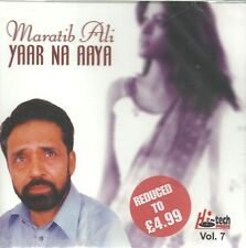 MARATAB ALI - YAAR NA AAYA VOL 7 - BRAND NEW SONGS CD