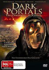 Dark Portals - The Chronicles of Vidocq (DVD, 2007) Region 4 (VG Condition)