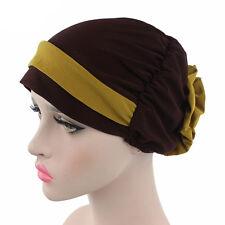 Muslim Bonnet Cap Stylish Under Scarf Bandana Tube Cap Hat For Hijab Head Scarf