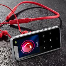 Portable Bluetooth Mp3 Mp4 Music Player Lossless Fm Radio Sport Music Speakers