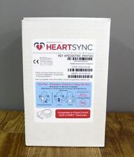 Case of 10 Physio Control HeartSync Pediatric Lifepak Electrode Pads quik combo