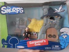 THE SMURFS GARGAMEL'S  CASTLE - RARE - VHTF - BNIB