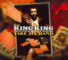 KING KING/ALAN NIMMO - TAKE MY HAND [DIGIPAK] NEW CD