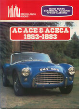 AC Ace & Aceca 1953-1983 Brooklands Book of Road Tests & Articles