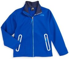 The North Face Boys Apex Bionic Fleece Thermal Jacket HONOR BLUE Size XL 18 - 20