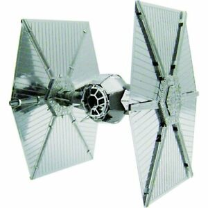 Metallic Nano Puzzle STAR WARS TIE Fighter from Japan
