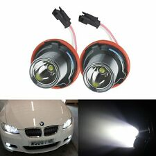 Ampoule LED Angel Eyes 20W Blanc Pour BMW Serie 1 5 6 7 X3 X5 E39 E60 E83 E53