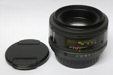 smc Pentax F 1,7 / 50 mm  Objektiv gebraucht