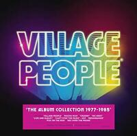 THE ALBUM COLLECTION - VILLAGE PEOPLE [CD]