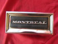 Original Alfa Romeo Montreal Aschenbecher - TOP ZUSTAND 105646102000/01