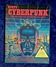 GURPS RPG Cyberpunk
